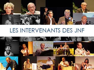 INTERVENANTS DES JNF